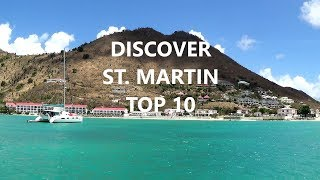 Discover St. Martin - 10 Things to do - Simpson Bay, Flying Dutchman, Orient Beach...