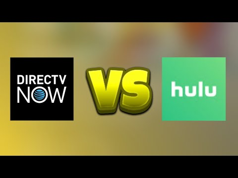 Directvnow Vs Hulu Live Both 40 Live Tvon Demand Which Is Better