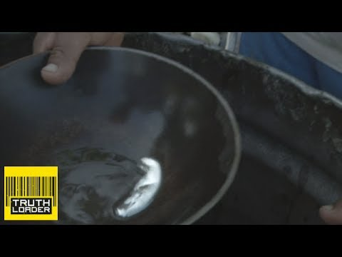 Canada's Tar Sands surrounded by ring of mercury-contaminated land and water