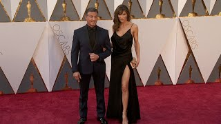 Oscars: Sylvester Stallone Red Carpet (2016)