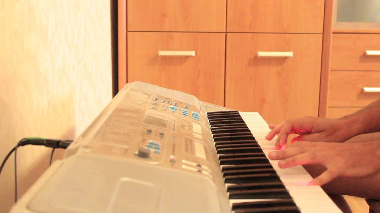 Пианино веселая мелодия скачать