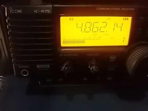 Radio Alvorada, Londrina PR BRAZIL - 4865 kHz