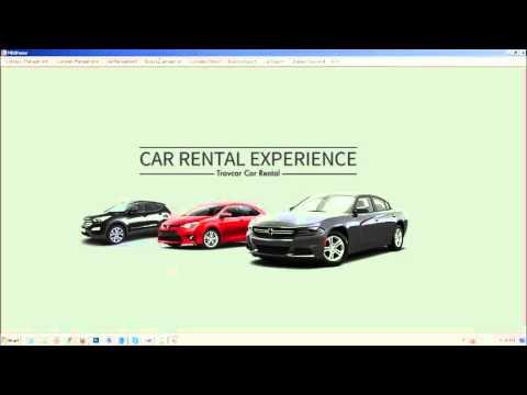 car rental system proposal