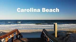 Carolina Beach in 4k - DJI Mavic Air with -1 Sharpness
