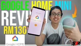 Google Home Mini REVIEW [ GREY COLOUR ] LAZADA
