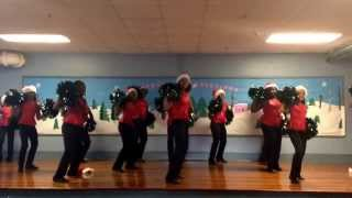 "Eaglettes - Dance [""Christmas in Hollis"" - Run DMC]"