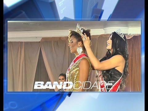 Veja como foi a escolha de Juliana Soares como Miss Amazonas 2017