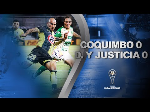Coquimbo Defensa y Justicia Goals And Highlights