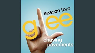 Watch Glee Cast Chasing Pavements glee Cast Version video