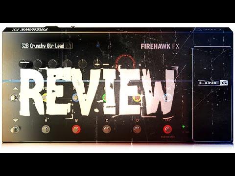 Download {Line 6} Review FireHawk FX | Alex Machado