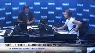 Anne-Sophie Lapix attaquée par Canal +