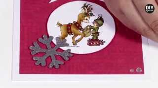 "Diy By Panduro: Christmas Card ""quick&easy"""