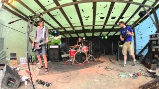The Black Drummer is A Slave (Live @ Zvera fest 2011)
