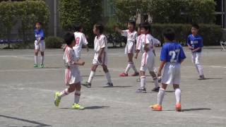 2017.4.29 みなみ野1VS南陽台FC