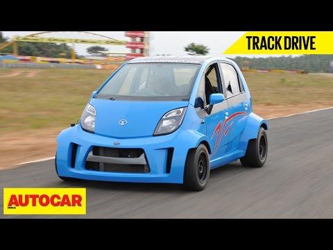 Super Nano | Track Drive | Autocar India