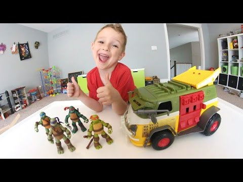 Thumbnail: Father & Son Get BEST TOY VEHICLE EVER!