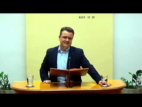 27.11.2019 - Κατα Λουκά Κεφ 22 - Παναγιώτης Μητράκης