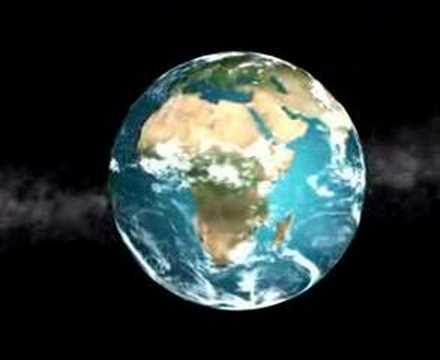wereldbol animatie - youtube