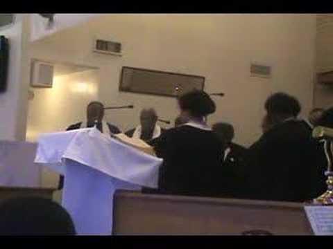 """ESaintJean And Contee Senior Choir: """"Come Before Him""""-03/08"""