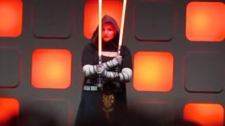 Star Wars Celebration Europe Cosplay Championship