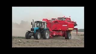 Сельский тракторист