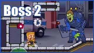 Lep's World Z - Gameplay Walkthrough Level 3-6 To 3-10 (iOS, Android)
