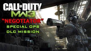 "Call of Duty Modern Warfare 3: ""Negotiator"" Spec Ops DLC Mission"