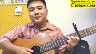 [Guitar] Lời Yêu Thương - NS Đức Huy [Ukulele] - Hướng Dẫn