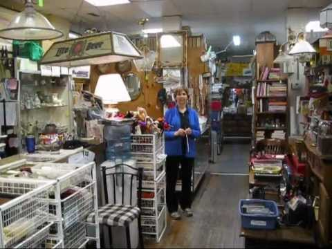 Tour of Carousel Consignments 1