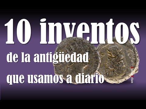 Otros 10 inventos de la antigüedad que usamos a diario