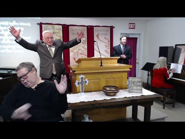 3/28/21 Sunday Morning Service - Jehovah Rophe