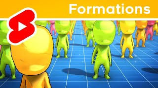 Thumbnail for 'Radial Formations in Unity #Shorts'