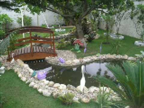 Jardinagem rg lagos youtube for Lagos de jardin
