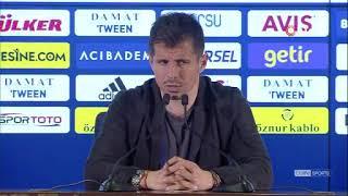 Emre Belözoğlu'dan Serdar Aziz açıklaması! | Fenerbahçe - BB Erzurumspor : 3-1