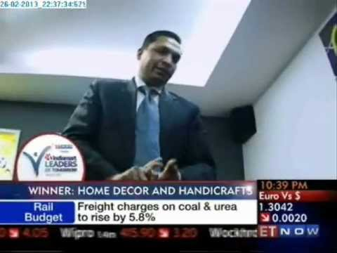 Recliners India: Leader of Tomorrow in Home Decor & Handicrafts category