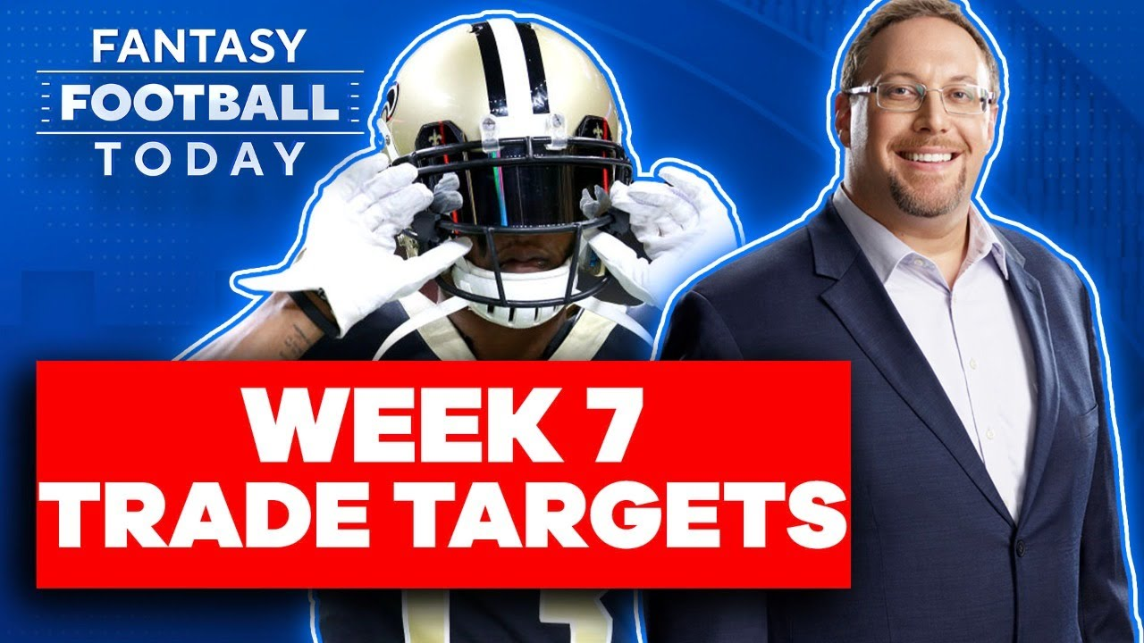 Download MAKE THESE TRADES NOW: WEEK 7 TRADE TARGETS   2021 Fantasy Football Advice