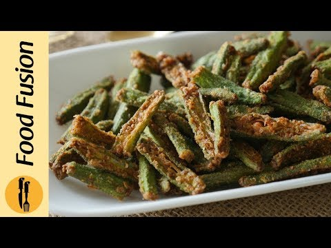 Kurkuri Bhindi Recipe By Food Recipes