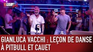 Gianluca Vacchi : Leçon de danse à Pitbull et Cauet - C'Cauet sur NRJ