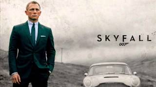 Adele - Skyfall (version instrumental)