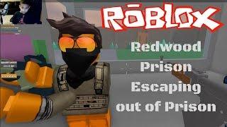 Roblox / Prison de Redwood / S'échapper de prison / Mise à jour hélicoptère