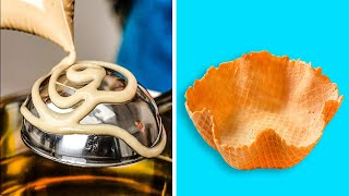 Download lagu 35 UNBELIEVABLE KITCHEN INVENTIONS AND YUMMY MEALS HACKS