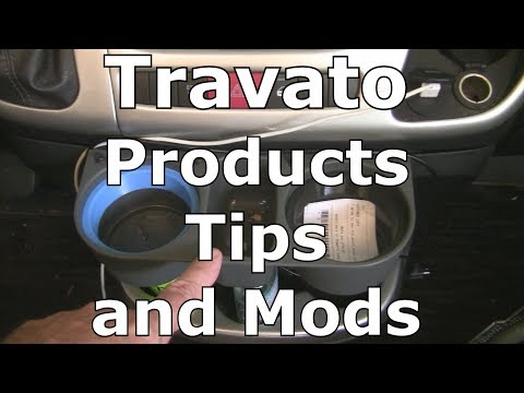 Travato 59G Products, Mods and Tips