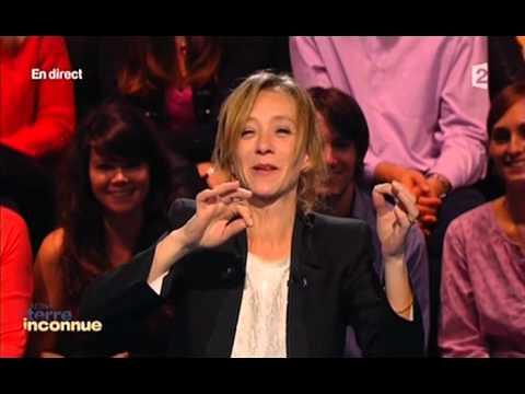 Sylvie Testud et l'histoire de la lessive