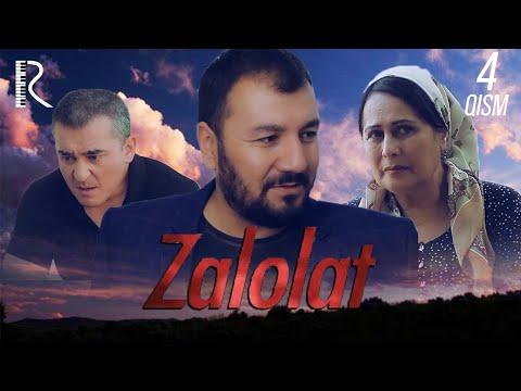Zalolat (o'zbek Serial) | Залолат (узбек сериал) 4-qism