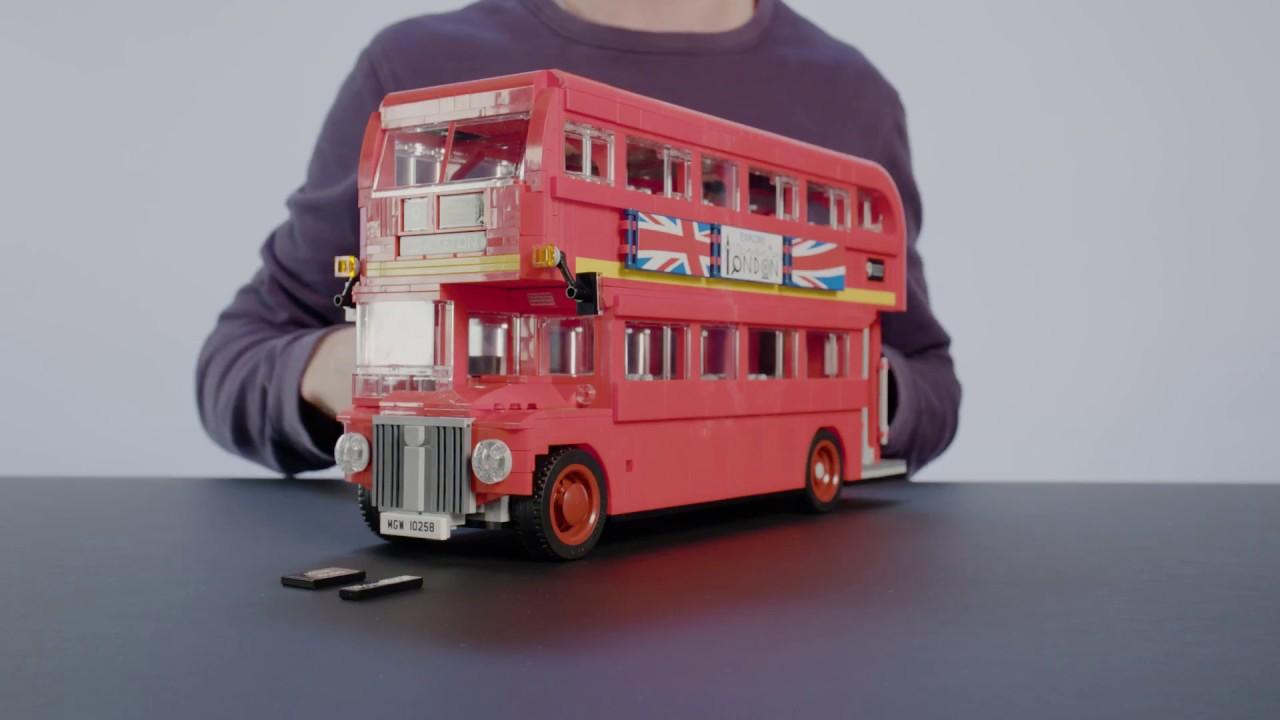 London Bus 10258 LEGO Creator