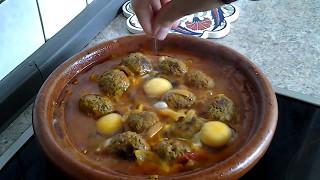 Марокканские тефтели. Оочень вкусно!