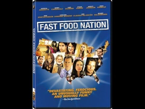Opening To Fast Food Nation 2006 DVD
