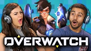 OVERWATCH (Teens React: Gaming)
