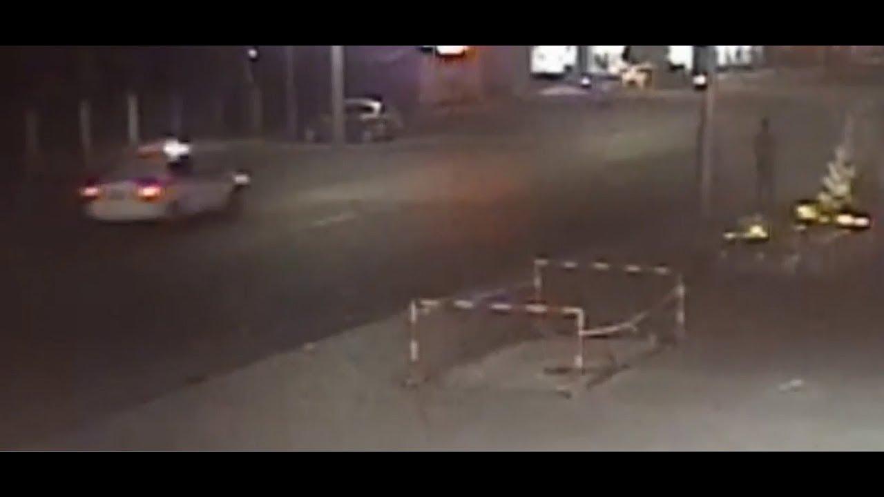 Ночная погоня ПМ спровоцировала ДТП в Бишкеке
