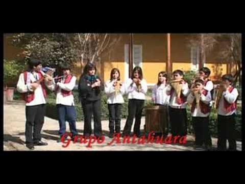 Antahuara - Vamos Imilla ( Tinku )